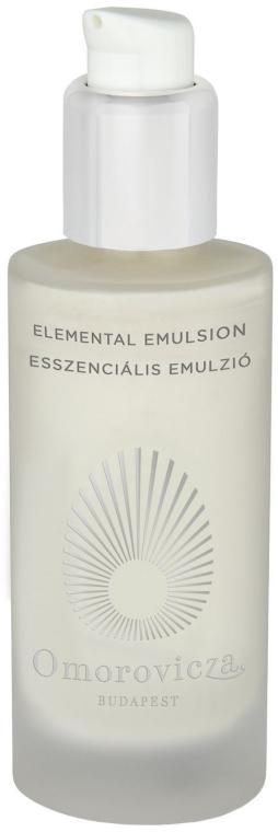 Eliksir do twarzy - Omorovicza Elemental Emulsion — фото N2