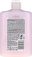 Nawilżające mydło w płynie do rąk Płatki róż i proteiny mleka - Luksja Creamy Rose Petal & Milk Proteins — фото N2