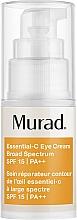 Kup Nawilżający krem ochronny do skóry wokół oczu SPF 15 PA++ - Murad Environmental Shield Essential-C Eye Cream Board Spectrum SPF15 PA++