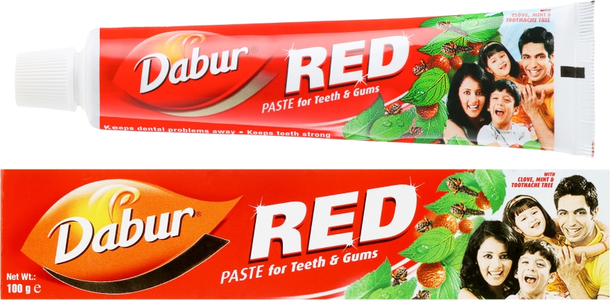 Pasta do zębów - Dabur Red