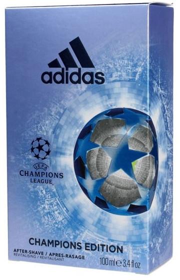 Adidas UEFA Champions League Champions Edition - Perfumowana woda po goleniu