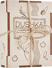 Kup Szampon w kostce do włosów przetłuszczających się i normalnych - Dushka