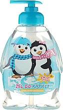 Kup Żel pod prysznic i do kąpieli o zapachu bąbelkowej oranżady dla dzieci Wesołe pingwiny - Chlapu Chlap