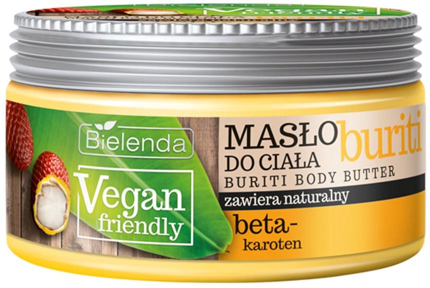 Masło do ciała Buriti - Bielenda Vegan Friendly — фото N1