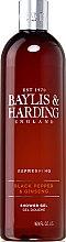 Kup Żel pod prysznic - Baylis & Harding Black Pepper & Ginseng Shower Gel