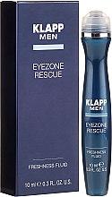 Kup Fluid do powiek dla mężczyzn - Klapp Men Eyezone Rescue Freshness Fluid