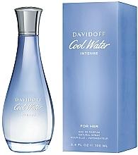 Kup PRZECENA! Davidoff Cool Water Intense For Her - Woda perfumowana *