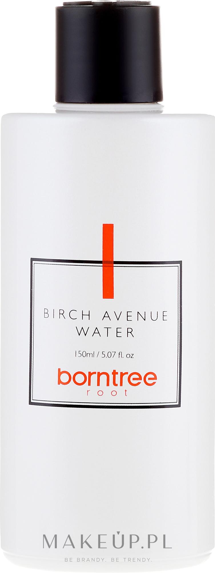PRZECENA! Odświeżająca woda do twarzy - Borntree Root Birch Avenue Water * — фото 150 ml