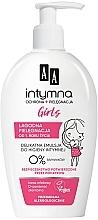 Kup Specjalistyczna emulsja do higieny intymnej - AA Baby Girl
