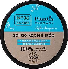 Kup Relaksująca sól do kąpieli stóp - Pharma CF No.36 Plantis Therapy Foot Bath Salt