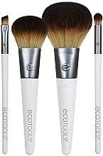 Kup Zestaw pędzli do makijażu, 4 szt. - EcoTools On-The Go Style