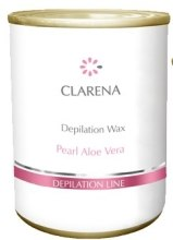 Kup Wos do depilacji Aloes - Clarena Pearl Aloe Vera Wax