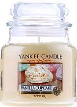 Kup Świeca zapachowa w słoiku - Yankee Candle Vanilla Cupcake