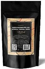 Kup Naturalna maska algowa peel-off Acerola, jagoda i owies - E-naturalne Alginate Mask Peel-off