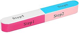 Kup 7-stopniowa polerka do paznokci - Tools For Beauty 7-way Nail Buffer Block