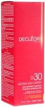 Kup Ochronne mleczko nawilżające do ciała SPF 30 - Decléor Aroma Sun Expert Protective Hydrating Milk