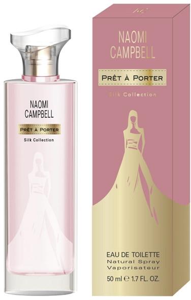 Naomi Campbell Pret a Porter Silk Collection - Woda toaletowa