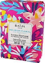 Kup Mydło perfumowane w kostce - Baija Delirium Floral Soap