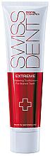Kup PRZECENA! Wybielająca pasta do zębów - SWISSDENT Extreme Whitening Toothcream For Stained Teeth *