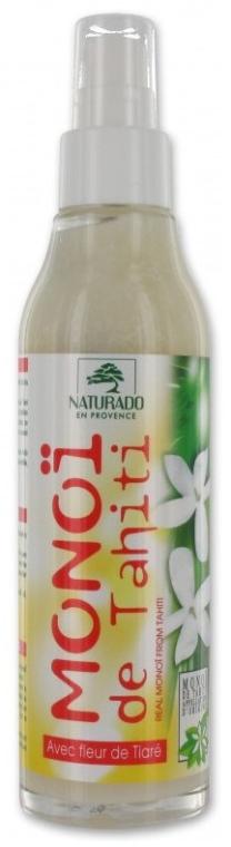 Olej monoi z kwiatami tiare - Naturado Veritable Oil Monoi de Tahiti
