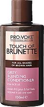 Kup Odżywka do włosów brązowych - Pro:Voke Touch of Brunette Grey Blending Conditioner