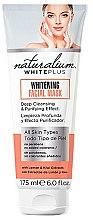 Kup Wybielająca maska do twarzy - Naturalium White Plus Whitening Facial Mask