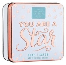 Kup Mydło w metalowej puszce - Scottish Fine Soaps You Are A Star Soap In A Tin