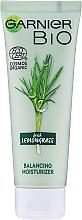 Kup Balansujący preparat nawilżający z trawą cytrynową do cery normalnej i mieszanej - Garnier Bio Fresh Lemongrass
