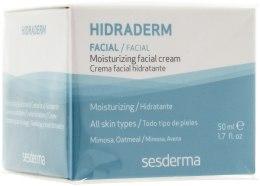Kup Nawilżający krem do twarzy - SesDerma Laboratories Hidraderm Facial Cream