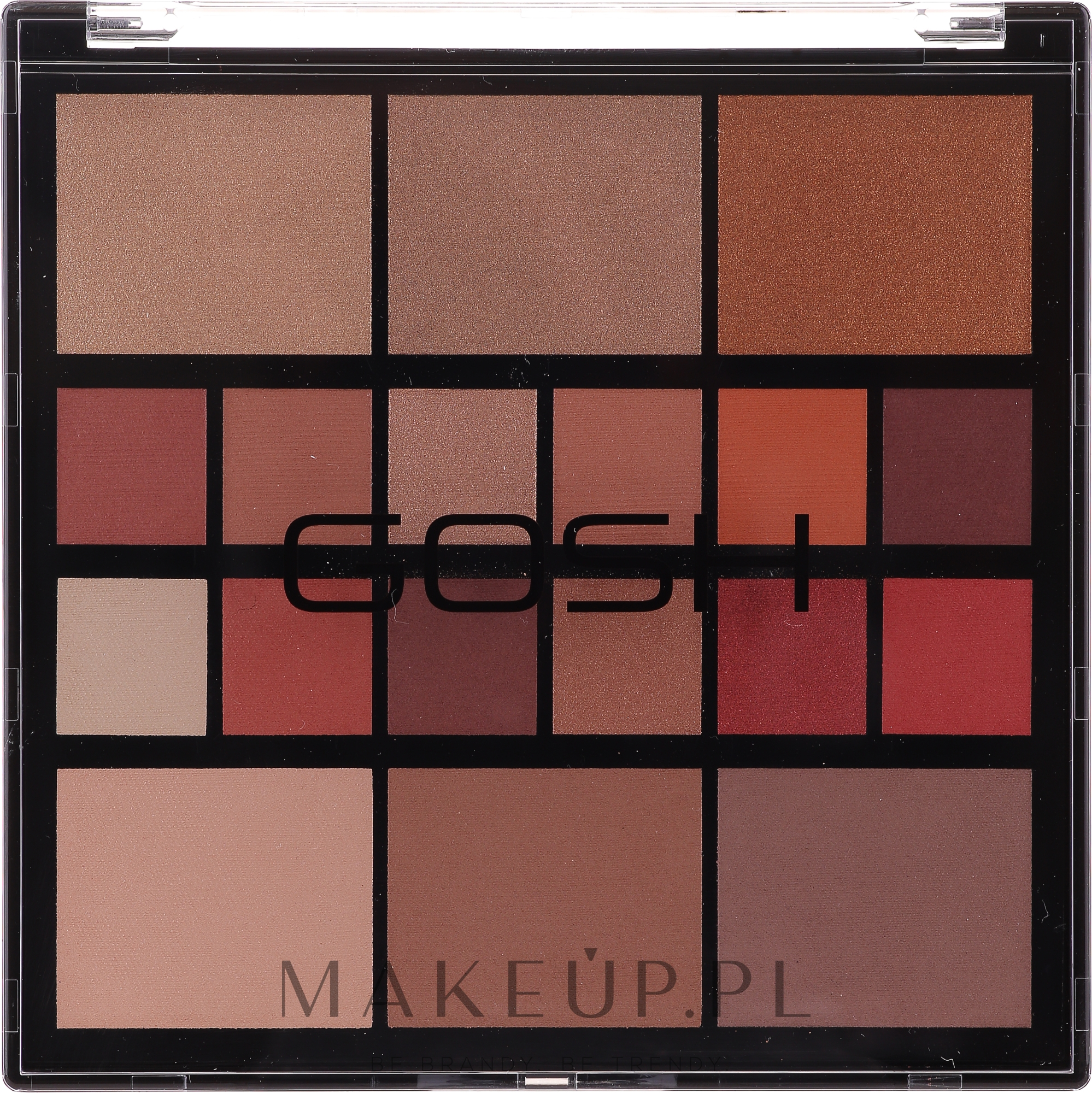 Paleta do makijażu twarzy - Gosh Grab&Go — фото 002 - From Dusk Till Dawn