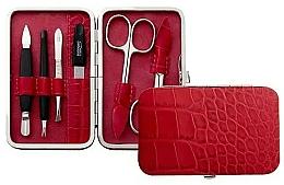 Kup Zestaw do manicure w etui - DuKaS Premium Line PL 126CVK Manicure Set