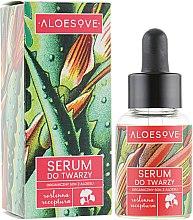Kup Serum do twarzy z organicznym sokiem z aloesu - Aloesove
