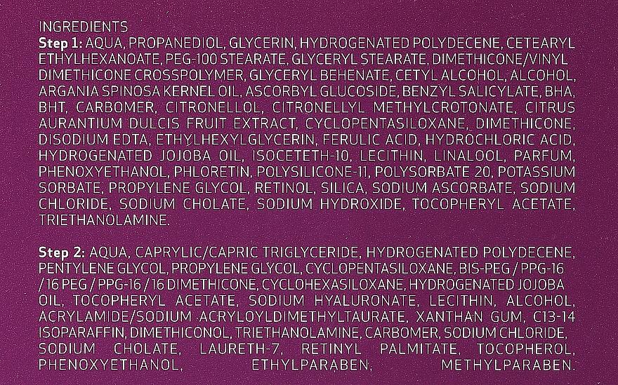 Kuracja zwalczająca oznaki starzenia - SesDerma Laboratories Ferulac Antiaging System — фото N3