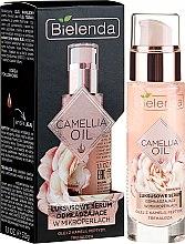 Kup Luksusowe serum odmładzające w mikroperłach - Bielenda Camellia Oil