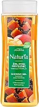 Kup Odświeżający żel pod prysznic Mango i papaja - Joanna Naturia