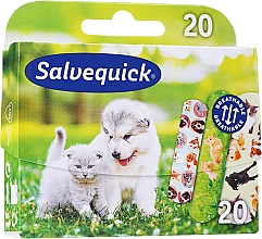 Kup Plastry dla dzieci - Salvequick Animal Planet