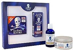Kup Zestaw dla skóry matowej i znaieczyszczonej - The Bluebeards Revenge Designer Stubble Kit (face/scr/100ml+beard/oil/100/ml)