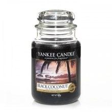 Kup Świeca zapachowa w słoiku - Yankee Candle Black Coconut