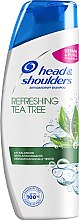 Kup Przeciwłupieżowy szampon do włosów Drzewo herbaciane - Head & Shoulders Tea Tree Shampoo
