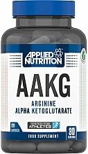 Kup Alfaketoglutaran argininy w kapsułkach - Applied Nutrition AAKG