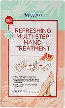 Kup Odświeżająca kilkustopniowa kuracja do rąk - Celkin Refreshing Multi Step Hand Treatment
