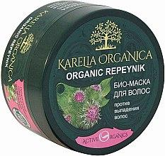 Kup Biomaska przeciw wypadaniu włosów Organiczny łopian - Fratti HB Karelia Organica