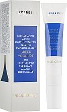 Kup Nawilżający krem - Korres Greek Yogurt Eye Cream