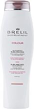 Kup Szampon do neutralizacji żółtych tonów włosów blond i siwych - Brelil Bio Treatment Colour Sublimeches Shampoo For Blonde And Streaks Hair