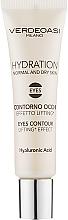 Kup Ujędrniający żel pod oczy - Verdeoasi Hydrating Eyes Contour Lifting Effect