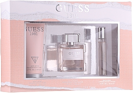 Kup Guess 1981 - Zestaw (edt 100 ml + b/lot 200 ml + edt 15 ml)