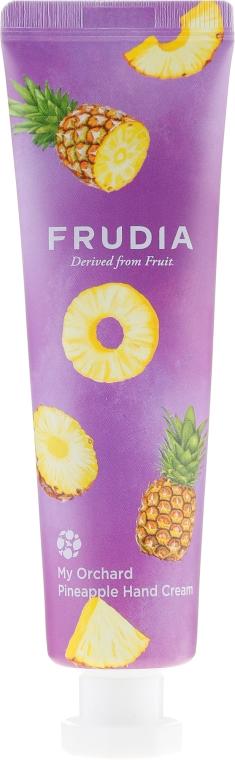 Odżywczy krem do rąk z ekstraktem z ananasa - Frudia My Orchard Pineapple Hand Cream — фото N1