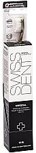 Kup Zestaw - Swissdent Crystal Combo Pack (toothpast/50ml + toothbrush/1pcs)