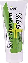 Kup Wielofunkcyjny żel do twarzy, ciała i włosów Aloes - Donum Naturea Aloe Vera 99% Soothing Gel