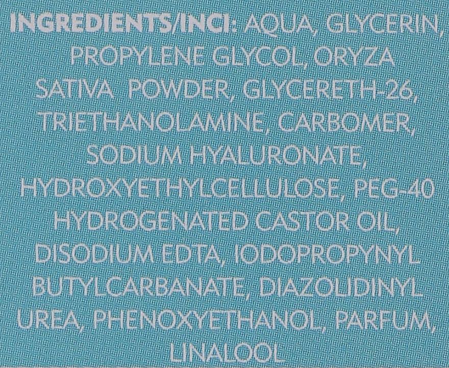 Odżywcze serum do twarzy z ekstraktem z ryżu i kwasem hialuronowym Źródło młodości - Czyste Piekno — фото N4